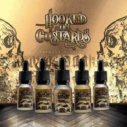 Hooked On Custards - Tied To Toffee 30ml