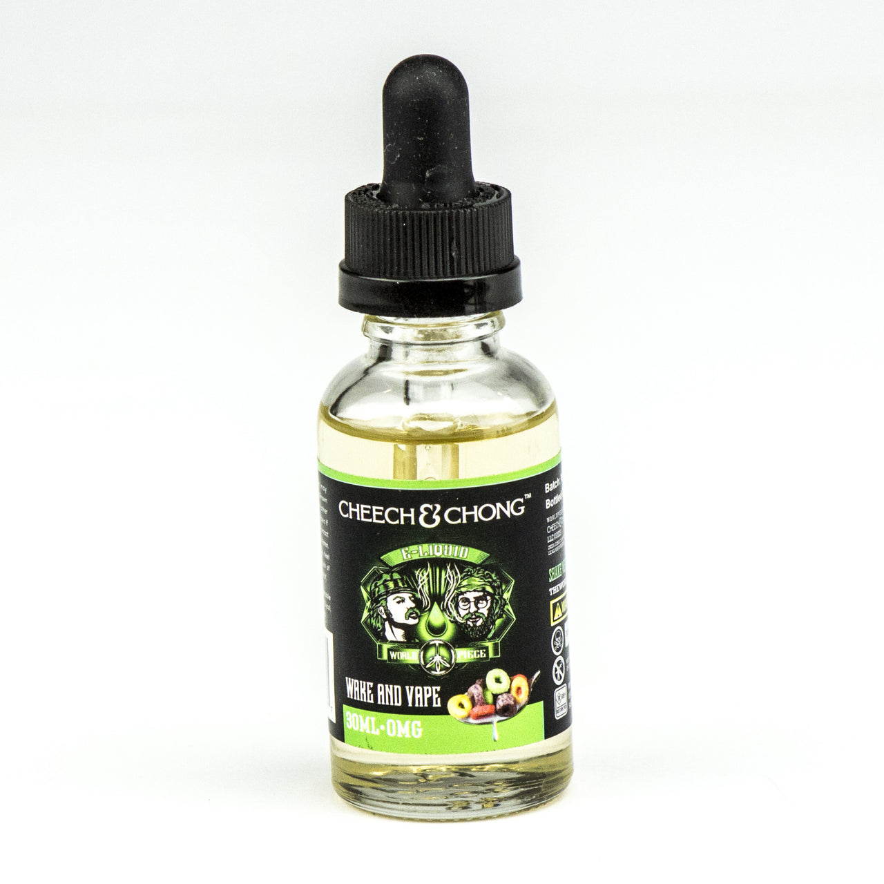Cheech & Chong Eliquid - Wake & Vape