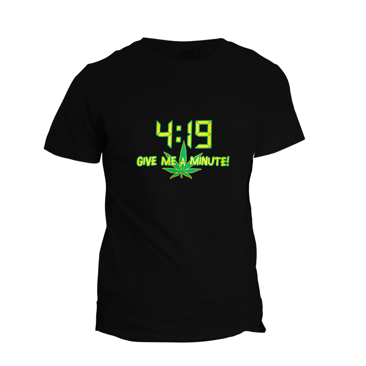 T-Shirt 4:19 Give Me A Minute