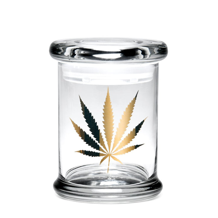 420 Jar Gold Leaf