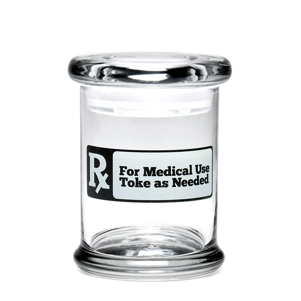 420 Jar Rx Toke As Needed