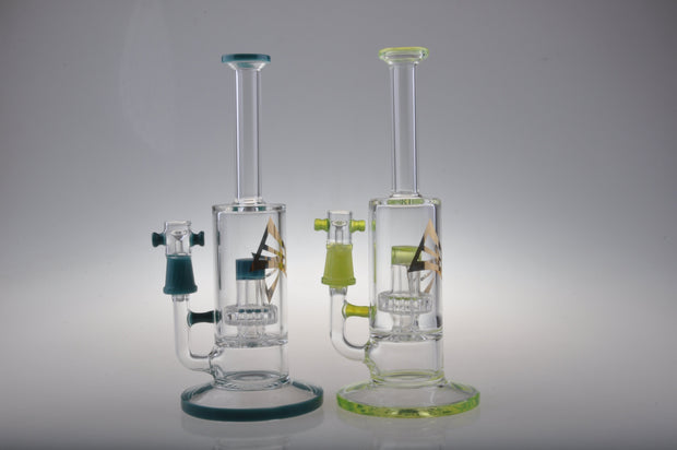 "Evolution Glass ""Super Cell"" Dab Rig"