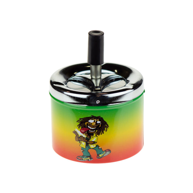 Ashtray Push Top