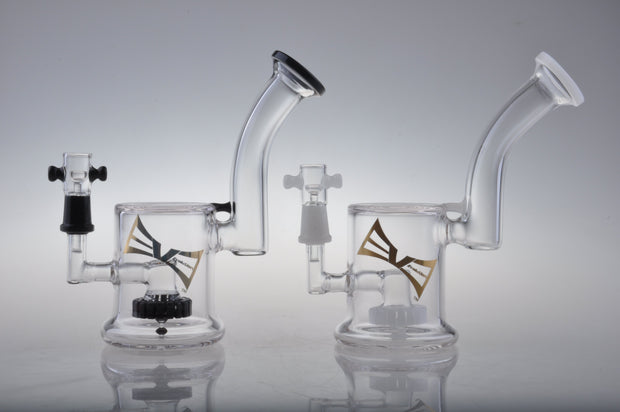 Evolution Glass Diamond Dust 8""
