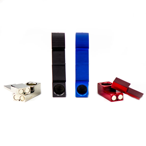 Magnetic Folding Pipe