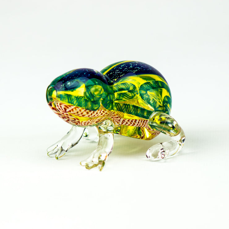 Fumed Dichroic Frog
