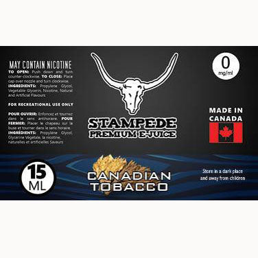 Stampede - Canadian Tobacco