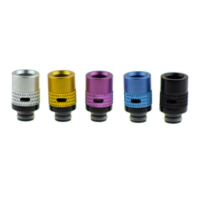 Aluminum Mouth Piece for E-Cigarettes