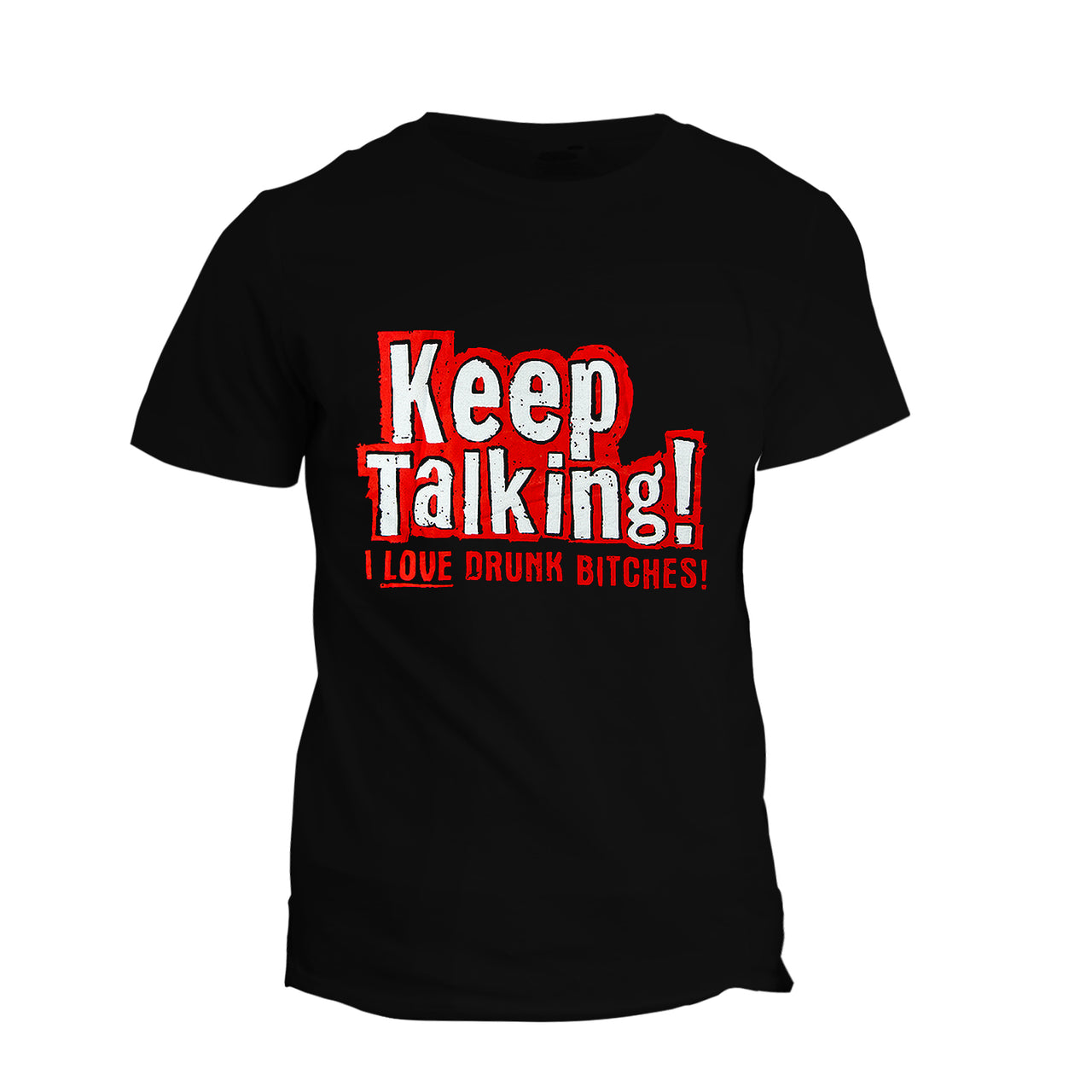T-Shirt Keep Talking