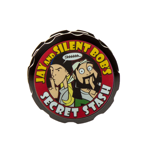 Jay and Silent Bob Secret Stash Grinder