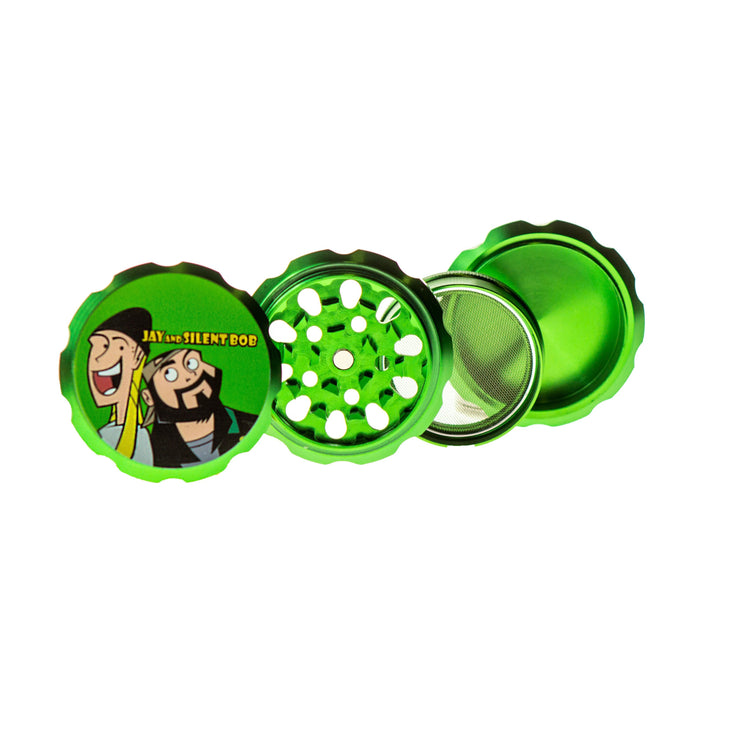 Jay and Silent Bob Grinder