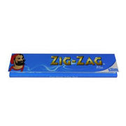 Rolling papers Zig Zag Flax & Hemp King Size Slim Blue Slow Burn