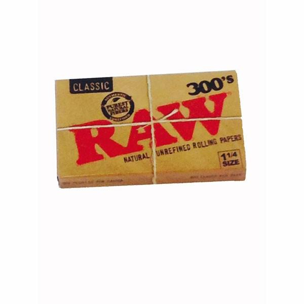 Rolling Papers Raw Natural 300/ Book