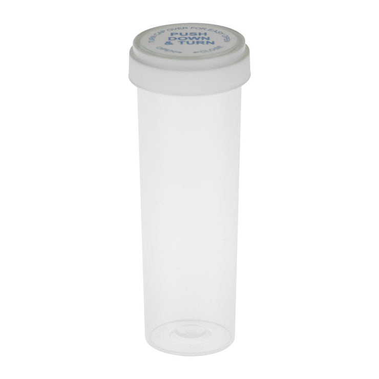 Container Child Resistant Vial