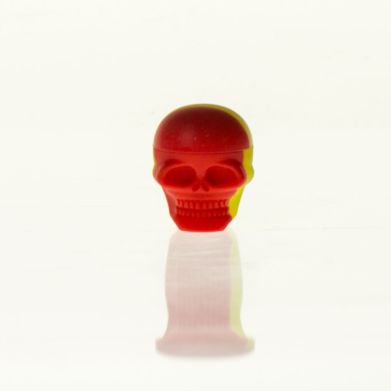 Silicone Container Skull 3ml