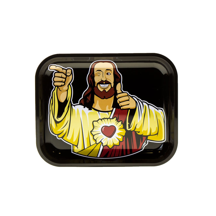 Jay and Silent Bob Buddy Christ Tray