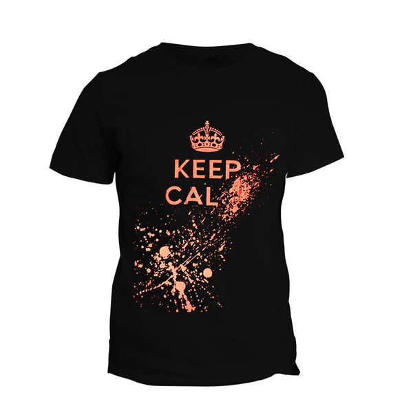 T-Shirt Keep Calm Splatter