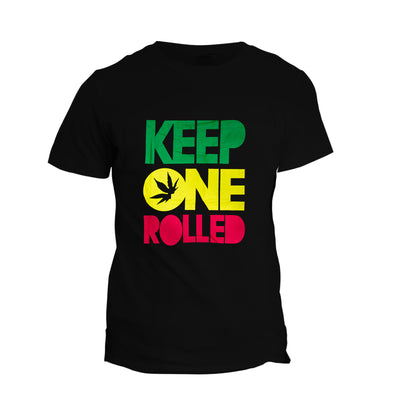 T-Shirt Keep one Rolled