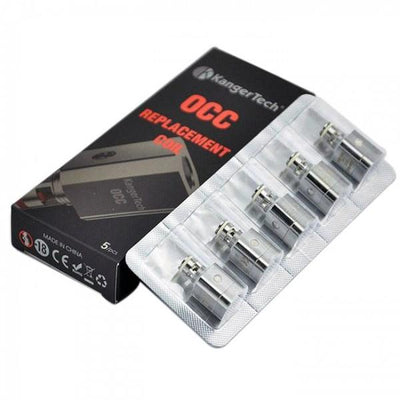 Accessories KangerTech Vertical Sub Coil Pack of 5