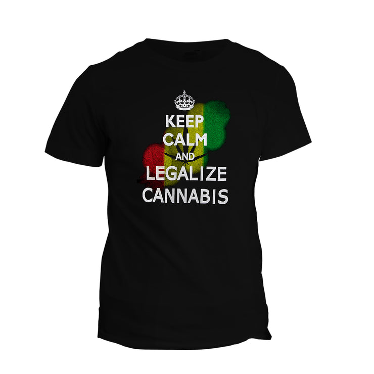 T-Shirt Legalize Cannabis