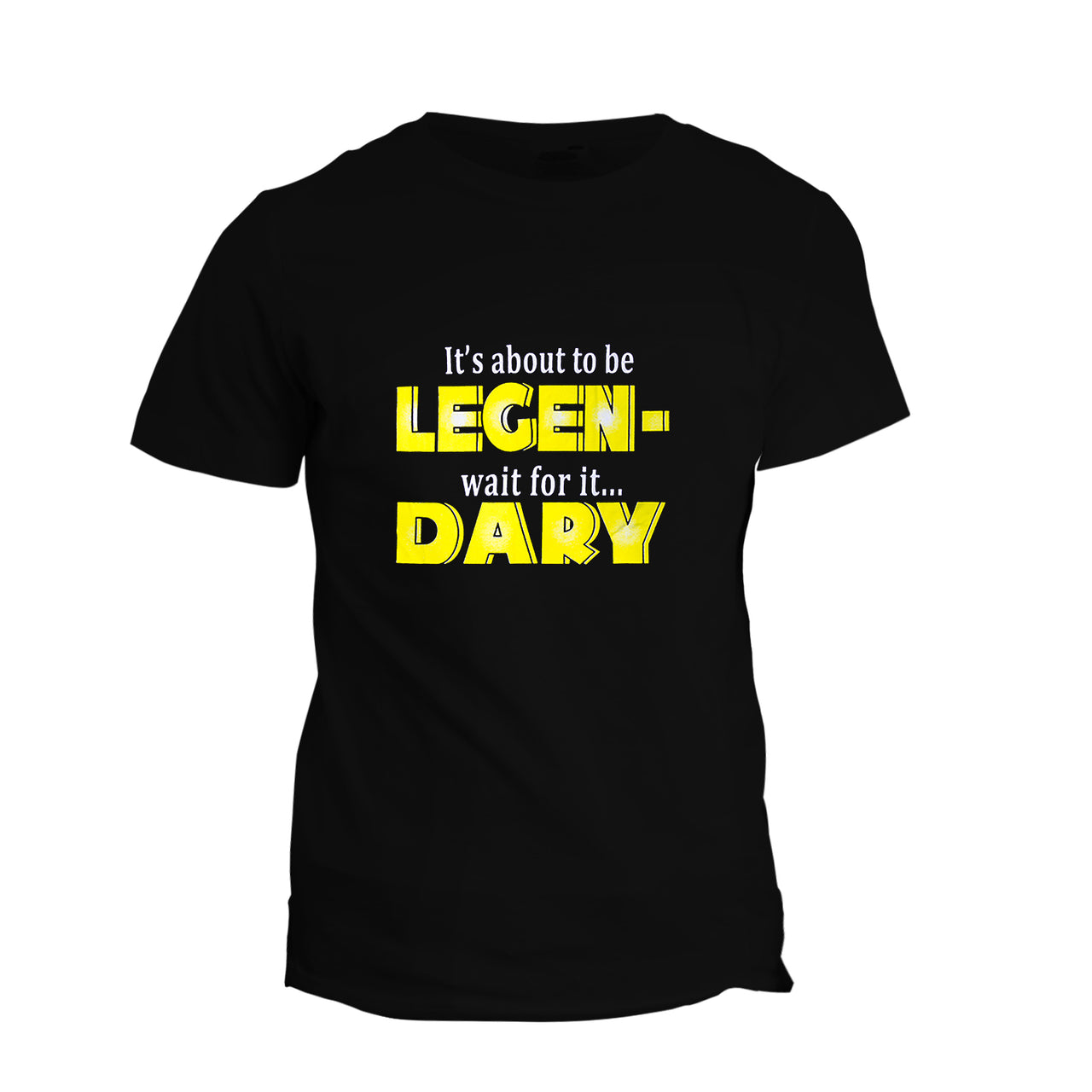 T-Shirt Legen - For It - Dary