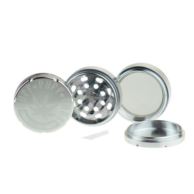 3 Stage Puff Puff Pass Grinder 55MM CNC Aluminum