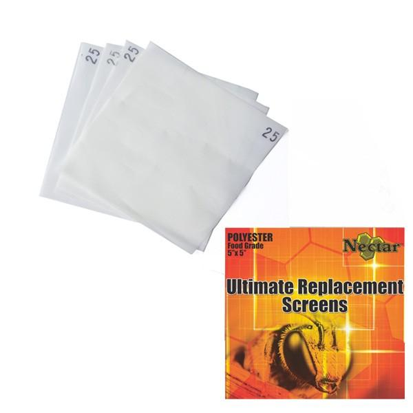 Polyester Screen 5/pack