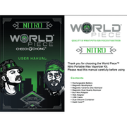 World Piece Cheech & Chong Nitro Blister Pack