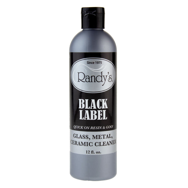 Randy's Black Label Cleaner 12fl. oz.