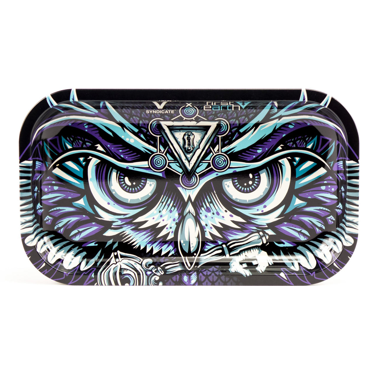 Rolling Tray First Earth Owl