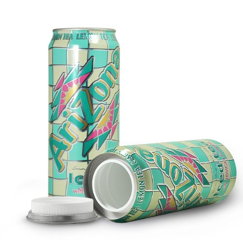 Stash Can Arizona Iced Tea with Lemon 23oz