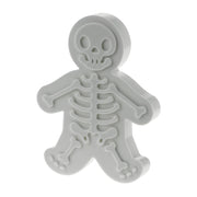 Cookie Cutter Hard Plastic Skeleton