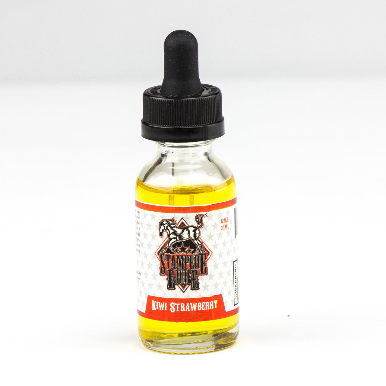 Stampede E-Juice - Strawberry Kiwi 15ML