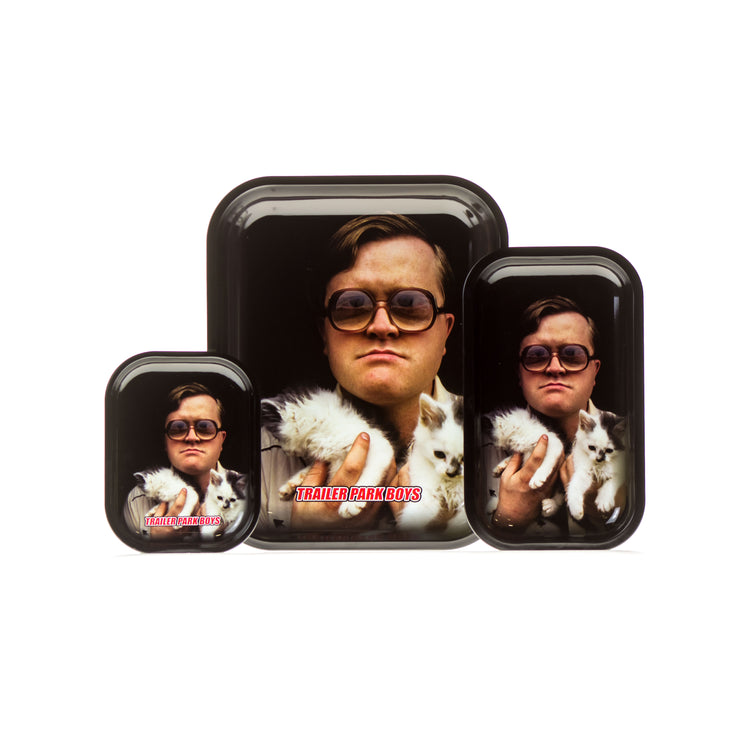 Trailer Park Boys Rolling Tray - Bubbles Cat 2