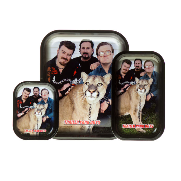 Trailer Park Boys Rolling Tray - Cougar