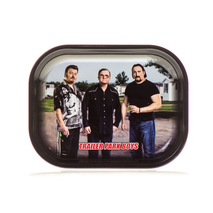 Trailer Park Boys Rolling Tray - The Boys 2