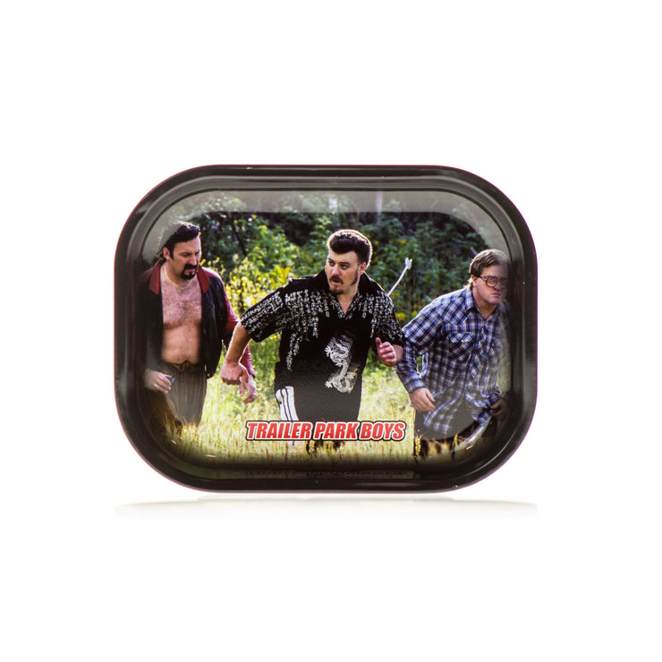 Trailer Park Boys Rolling Tray - The Boys Field