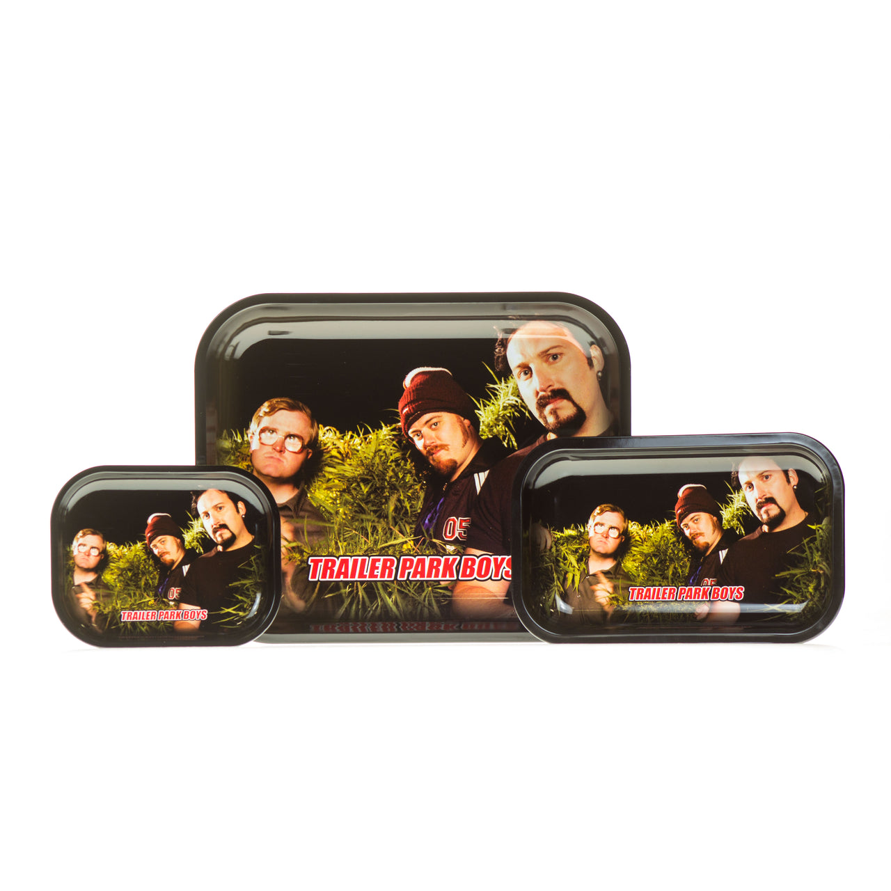 Trailer Park Boys Rolling Tray - The Boys Weed Field