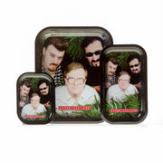 Trailer Park Boys Rolling Tray - Weed Field