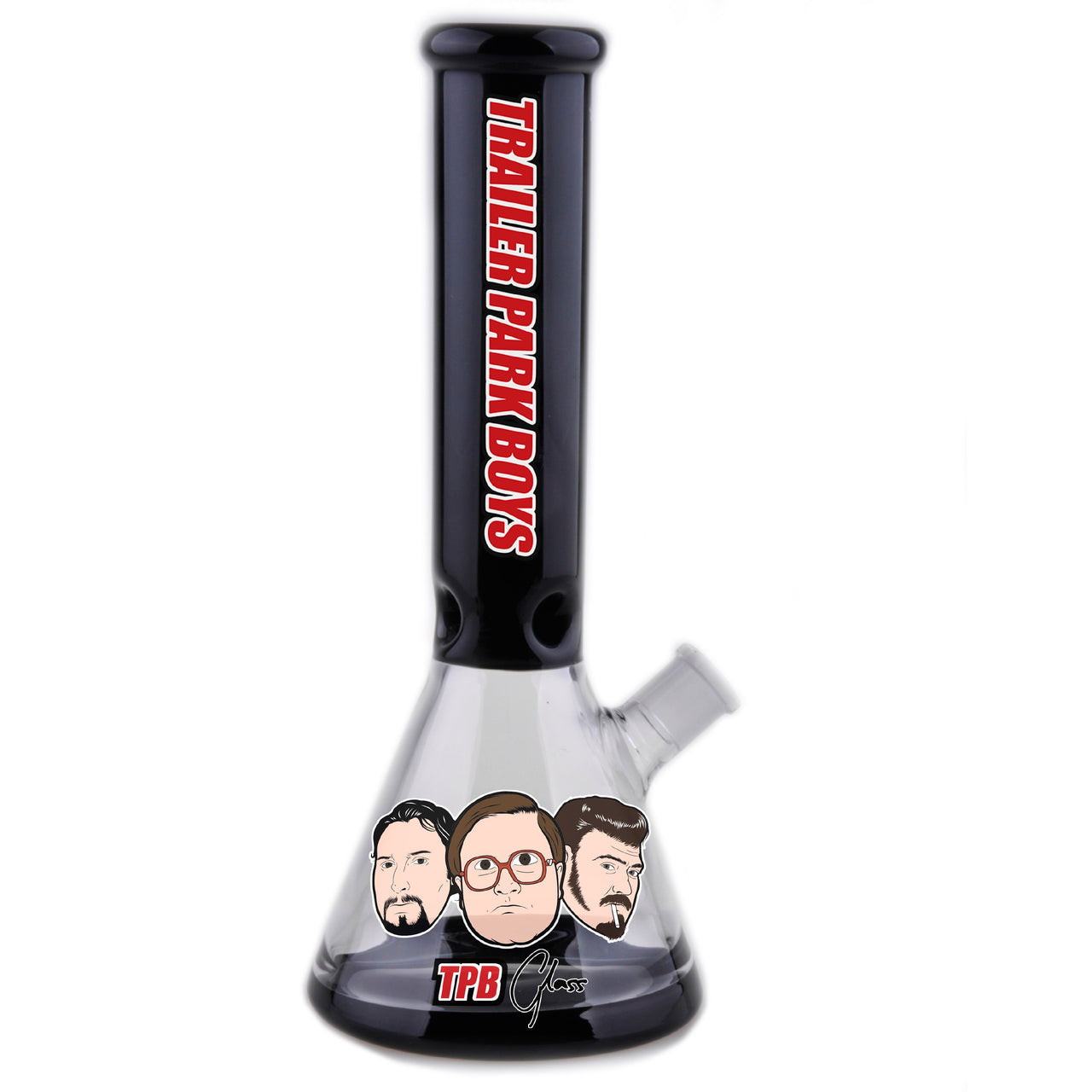 "Trailer Park Boys - ""Trio"" Herb Waterpipe"