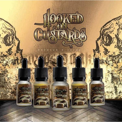 Hooked On Custards - Tied To Toffee 15ml