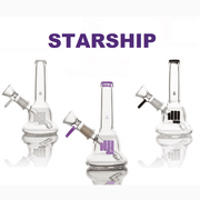 "Snoop Dogg Pounds ""Starship"" Waterpipe 6.1"""