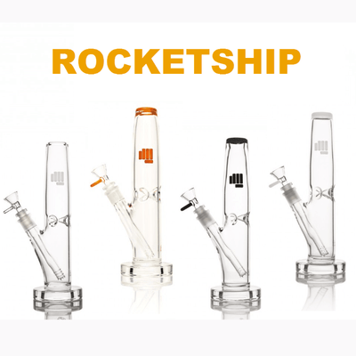 "Snoop Dogg Pounds ""Rocketship"" Waterpipe 11.4"""