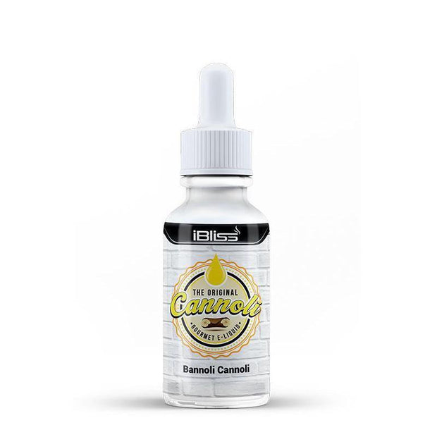 "E-Juice The Original Cannoli ""Bannoli"" 30ML - $6.53 OFF"