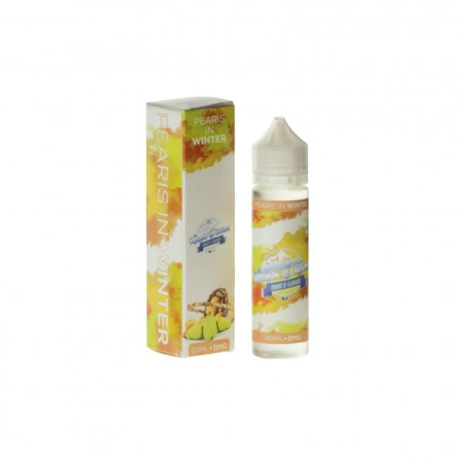 E-Juice Mentholicious Pearis in Winter
