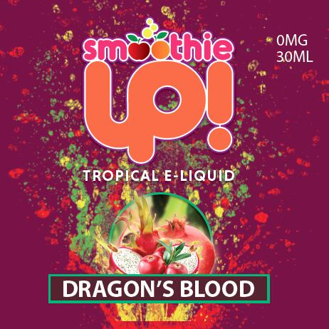 E-Juice Smoothie Up Dragon's Blood