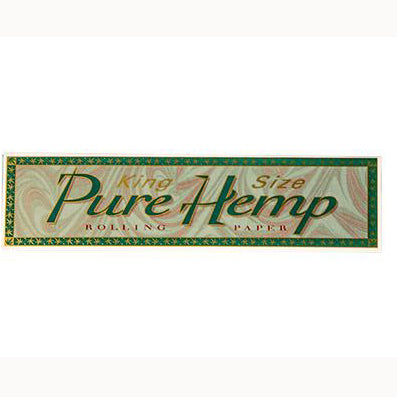 Papers - Pure Hemp King Size