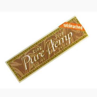 Papers - Pure Hemp Unbleached King Size
