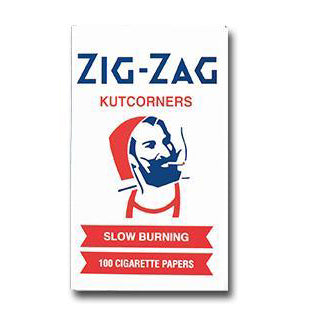 Rolling Papers Zig Zag White