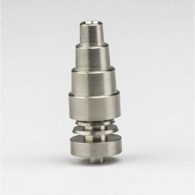 Nail Grade 2 Titanium Domeless w Male & Female Joint